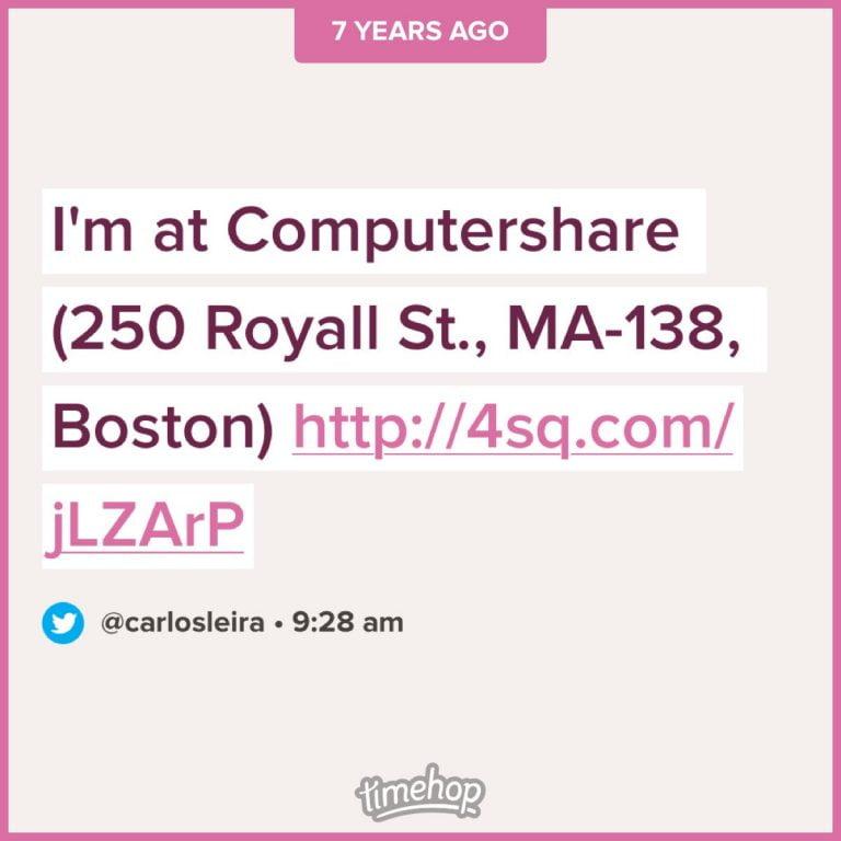 Computershare 250 Royall Street