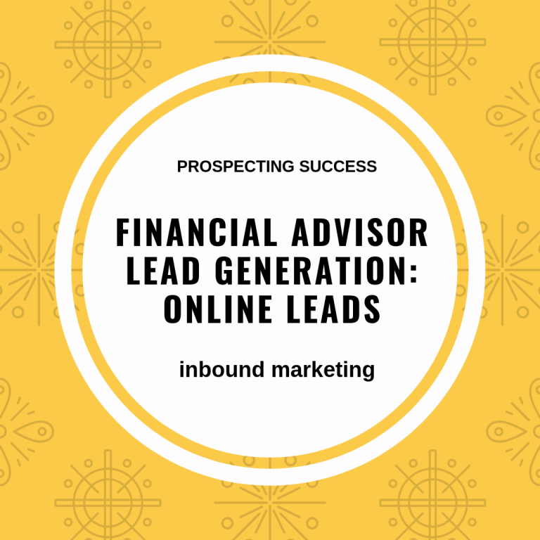 How To Market Yourself As A Financial Advisor