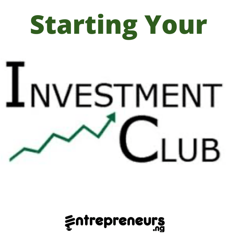 How To Set Up An Investment Company