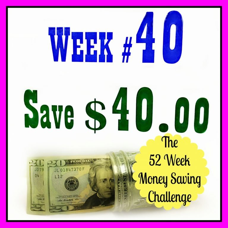 Save A Dollar A Day Challenge