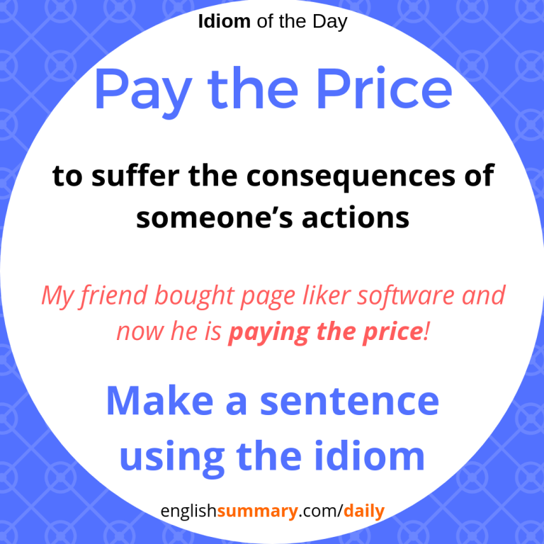 The Meaning Of Price