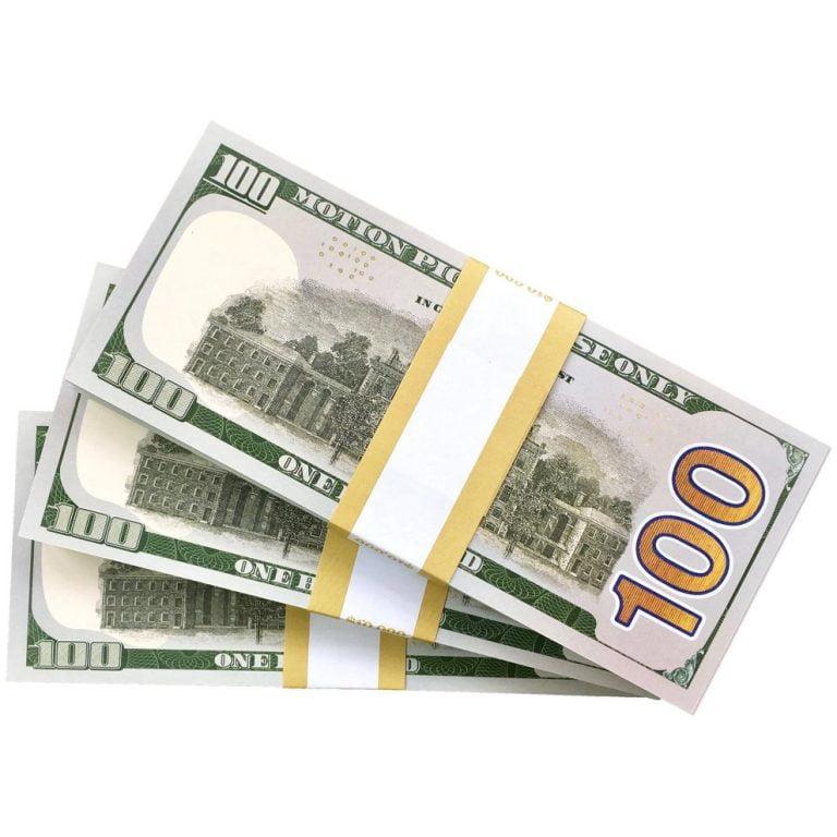10 Thousand Dollars