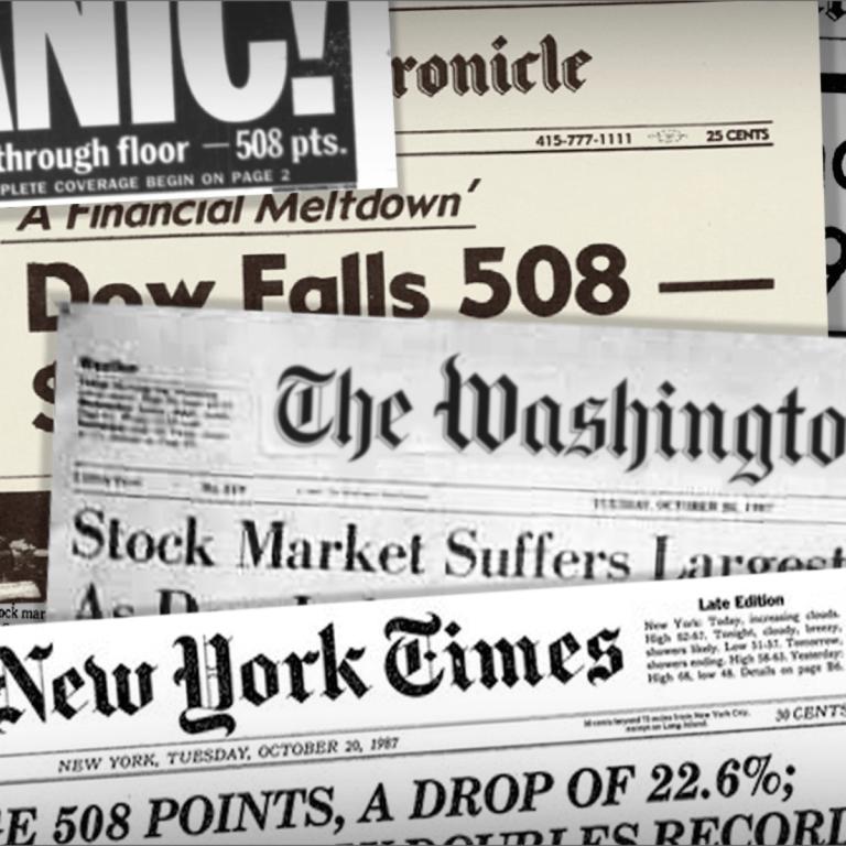 1987 Recession