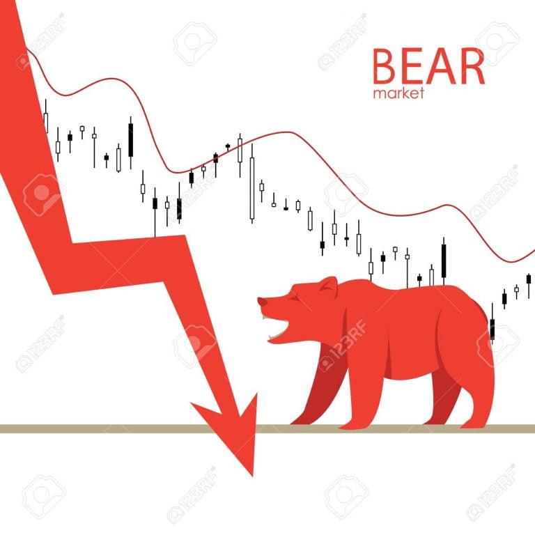 Best Bear Market Invested In Stocks