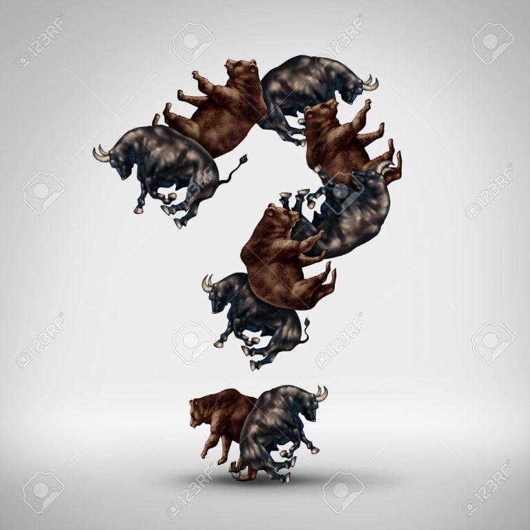 Bulls Opposite In The Stock Market