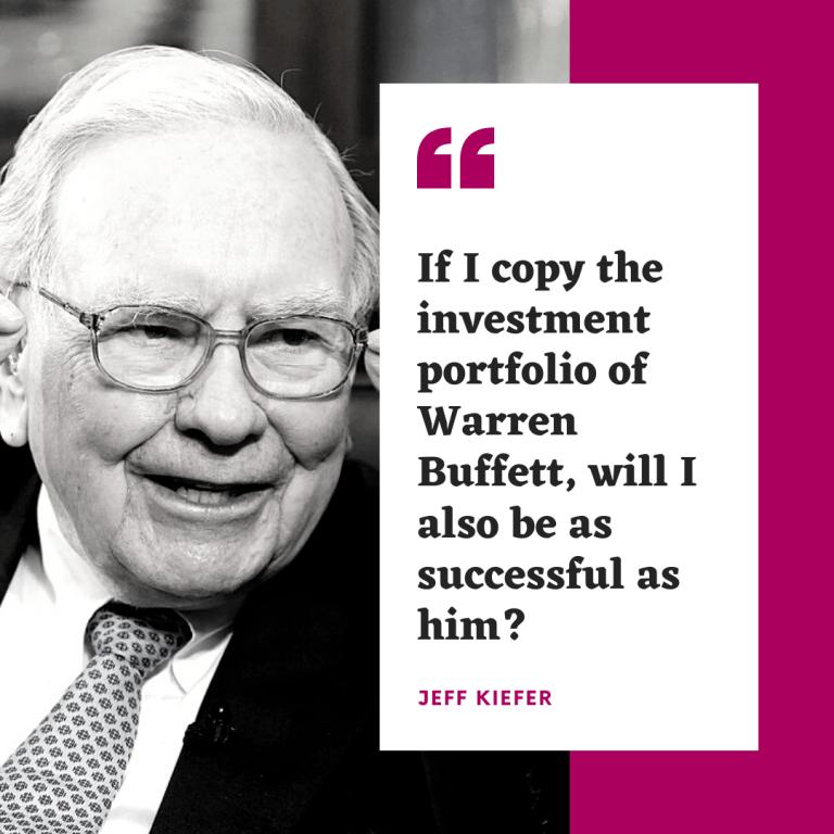 Copy Warren Buffett Portfolio