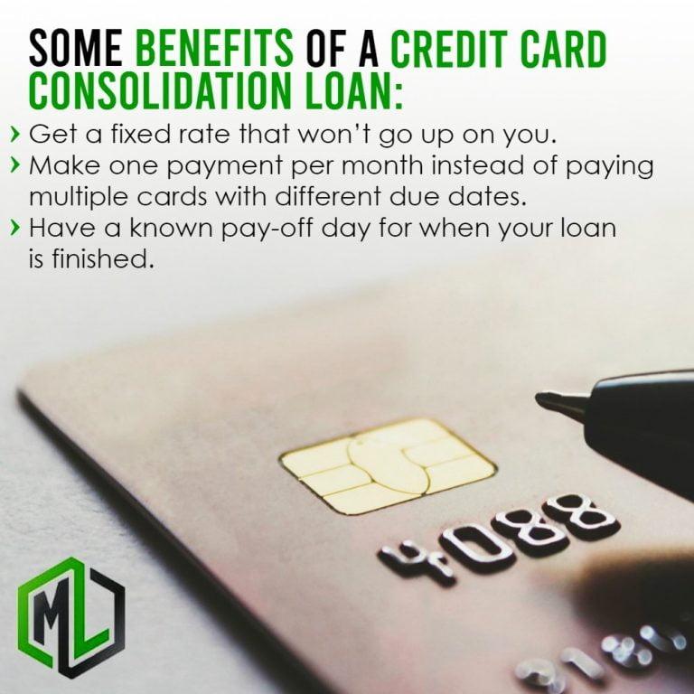 Credit Card Refinancing Vs Debt Consolidation