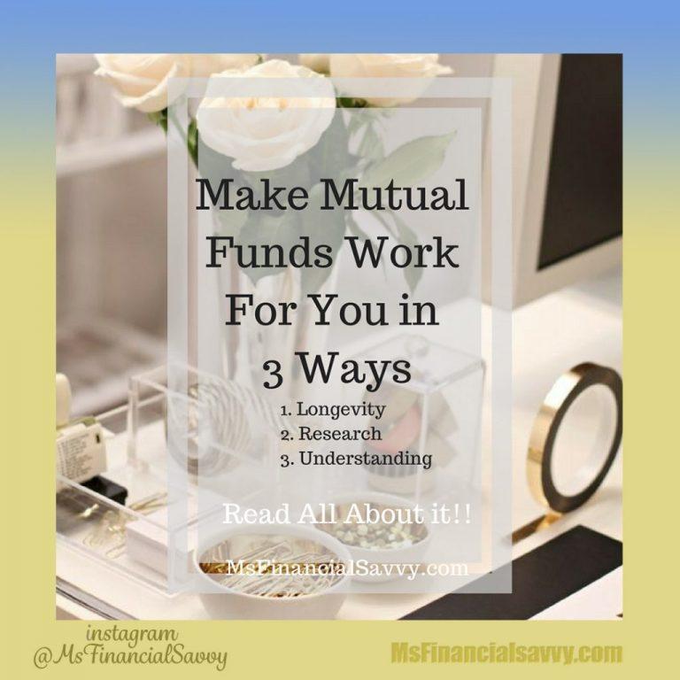 No Load Mutual Funds