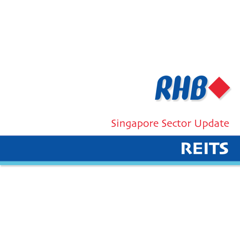 Valuing Reits