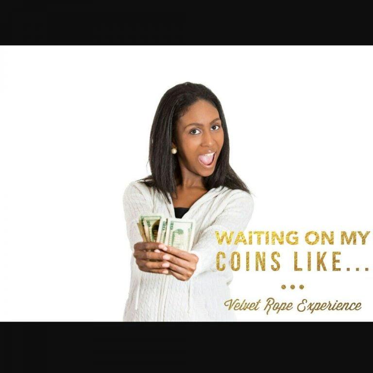 Waiting On My Money