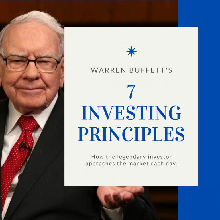 Warren Buffett Investing Tips