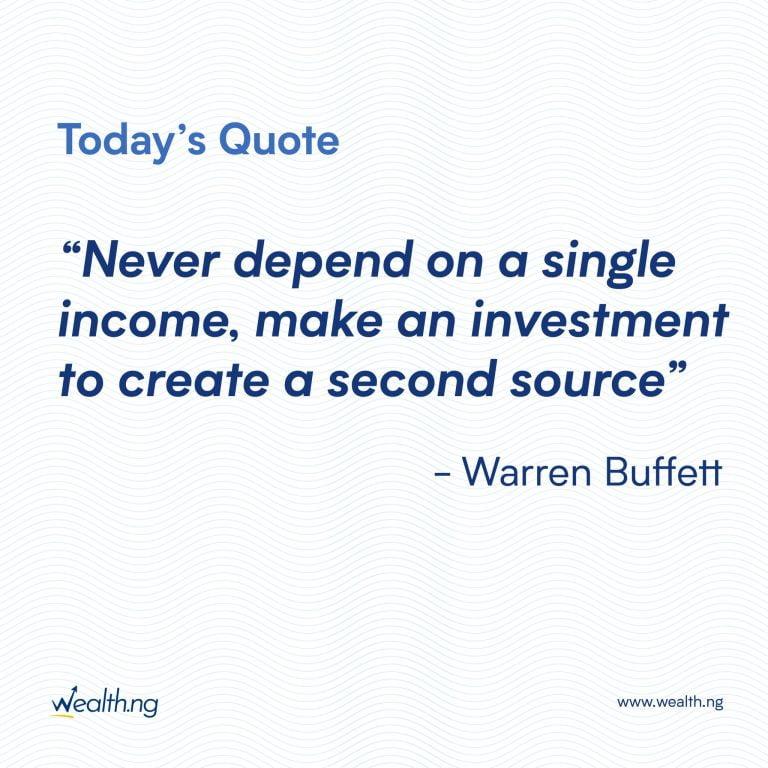 Warren Buffett Wealth Timeline