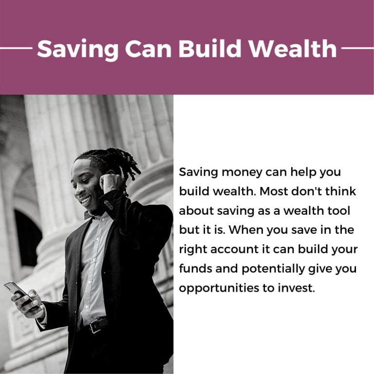 Why Does A Savings Account Make A Better Investment