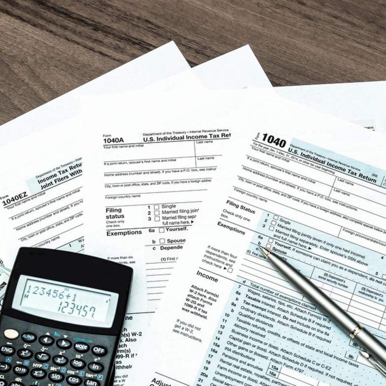 Estimated Tax Return