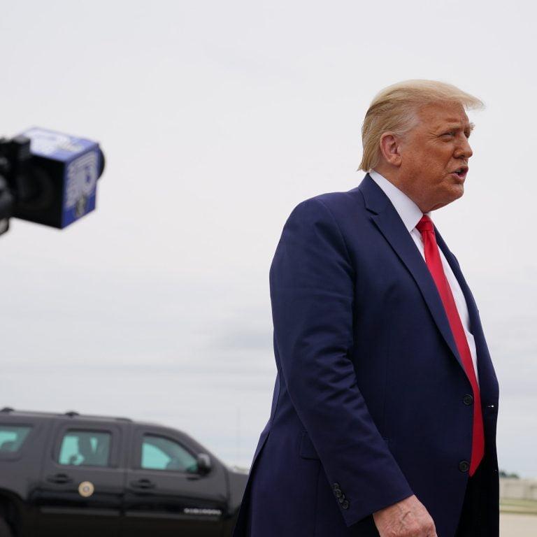 Fake Trump Video