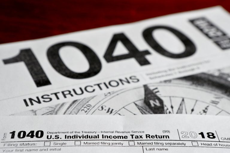 Filing Taxes Separately When Married