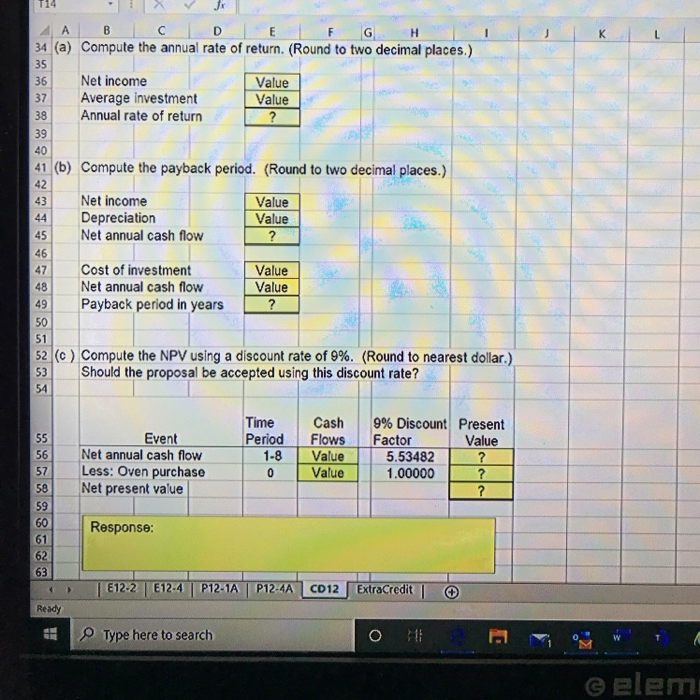 How To Calculate Payback Time
