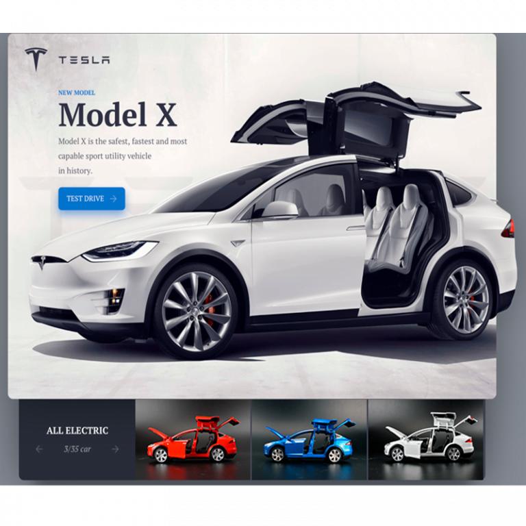 Tesla History