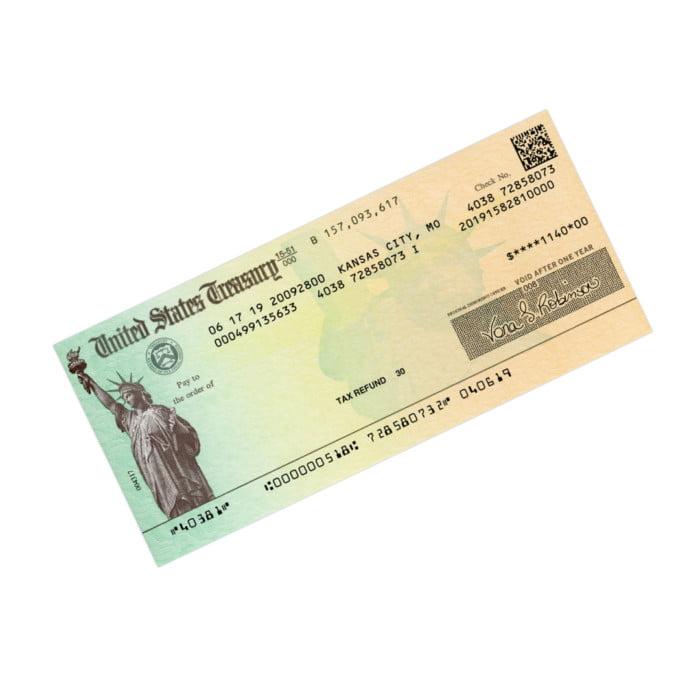 Tracking Stimulus Check