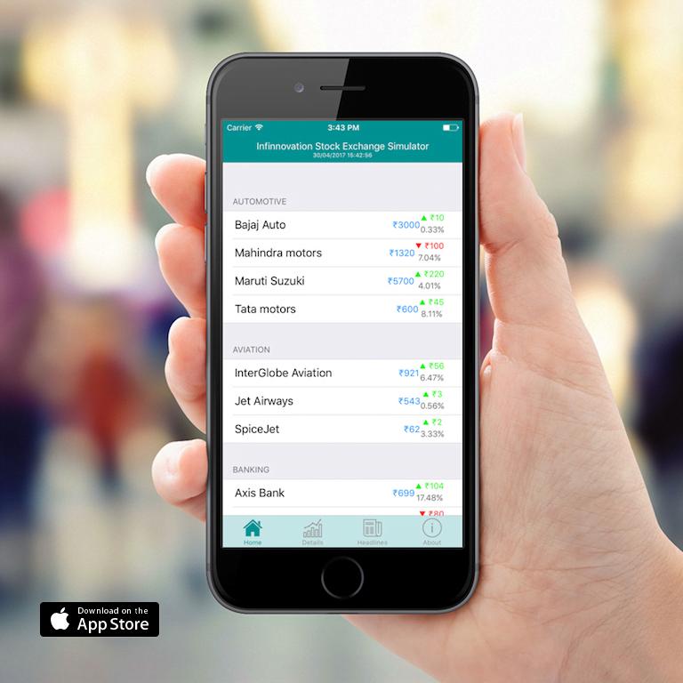 Virtual Stock Exchange